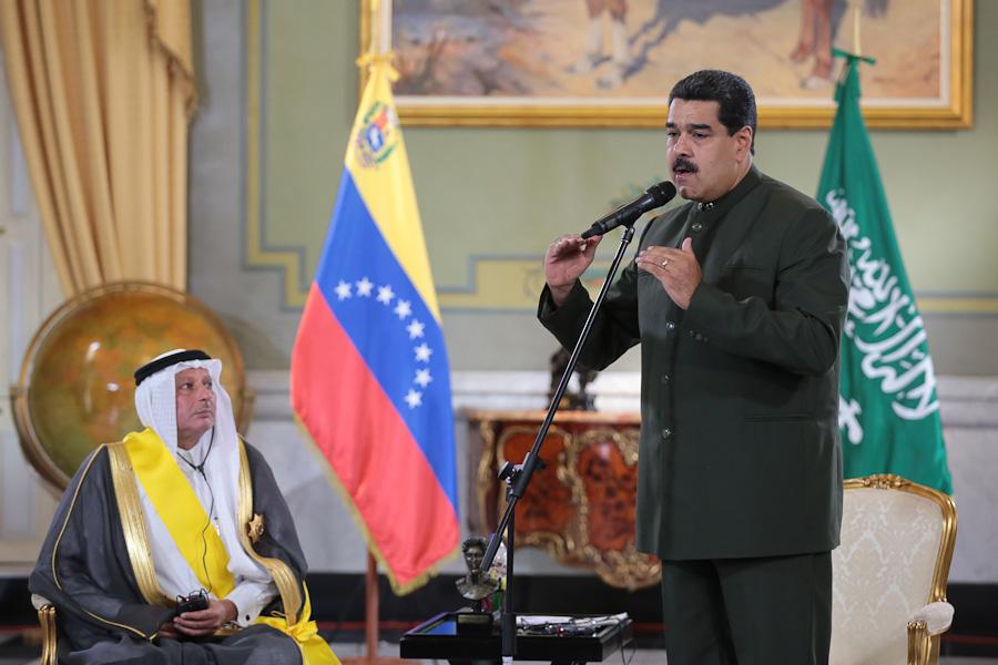 Venezuela Arabia