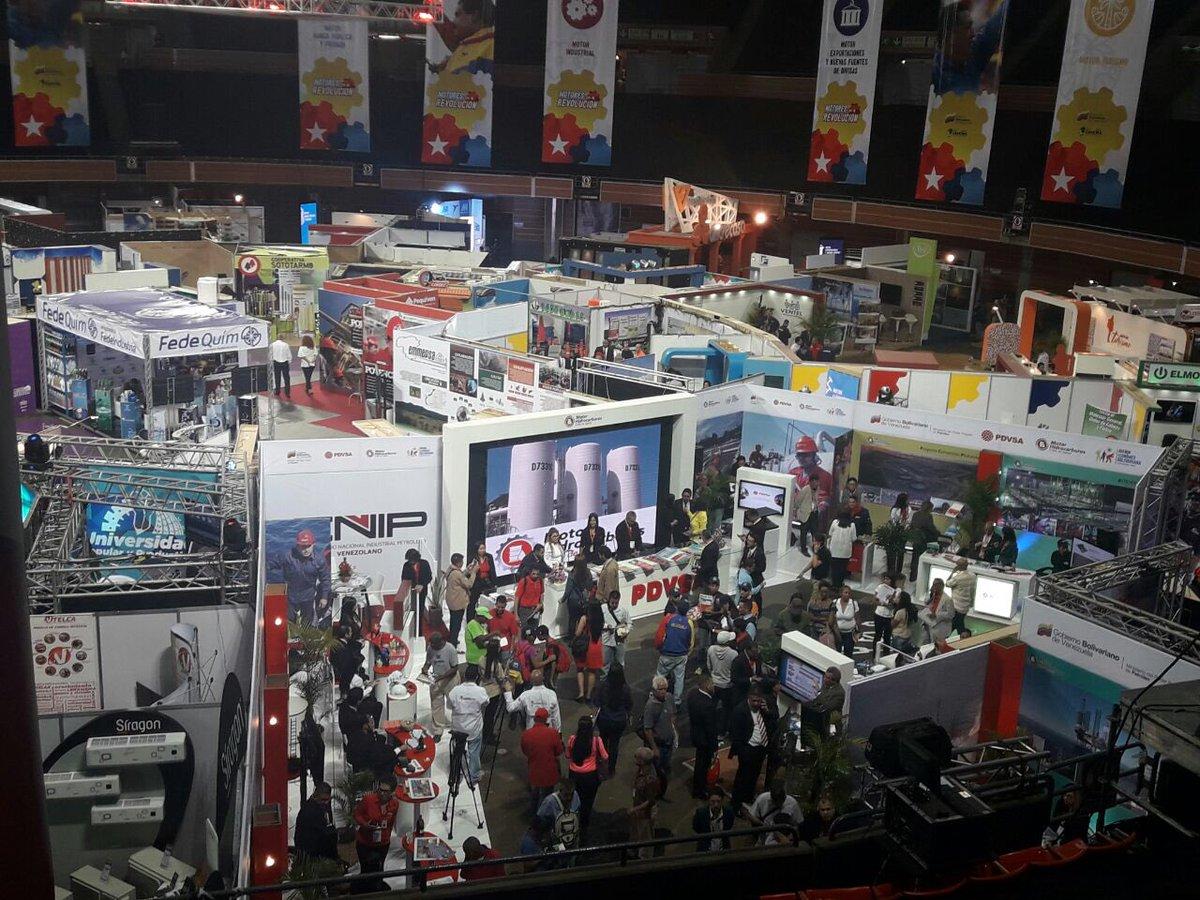 Emprendedores en la Expo