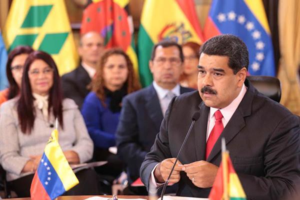 Maduro llama a consolidar el ALBA