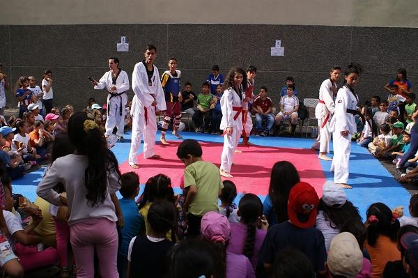 Mppef realizó 1er Festival Deportivo Infantil