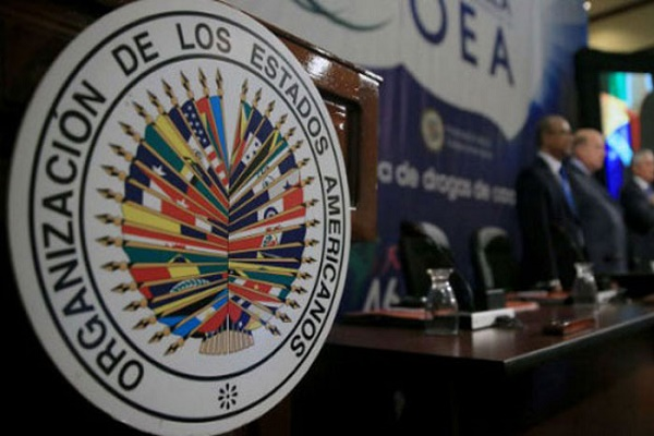 OEA Apoya al dialogo