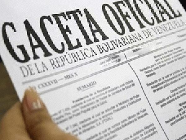 Ejecutivo firma nuevo decreto de Estado de Excepción
