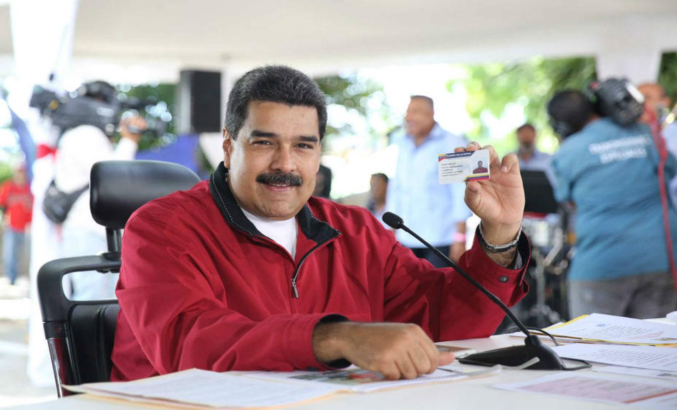 Presidente convoca a inscritos en Carnet de la Patria activarse con la Constituyente