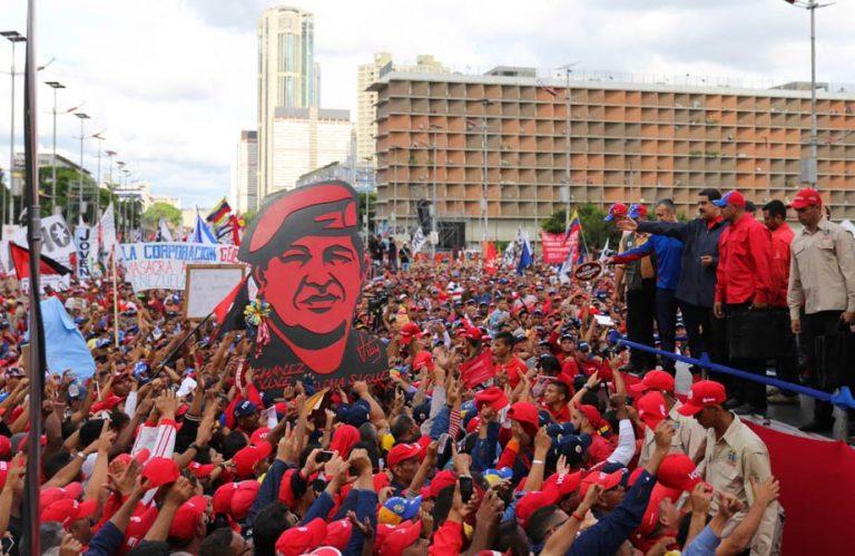 Maduro: Hemos logrado el sueño de una clase obrera